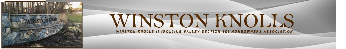 Winston Knolls II